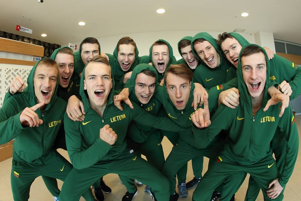 Europos krepšinio čempionate – puikus alytiškio pasirodymas