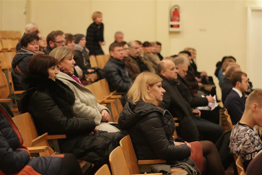 """Meras V. Grigaravičius: """"Su gyventojais užmegzta gyva diskusija duoda rezultatus"""""""