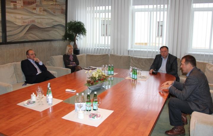 Su miškų urėdijos vadovu aptarta Druskininkų miškų priežiūra