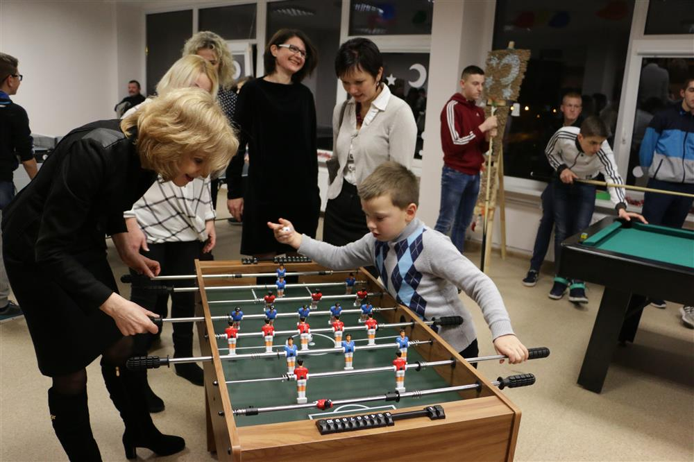 Alytuje – dar viena atvira vaikų ir jaunimo erdvė