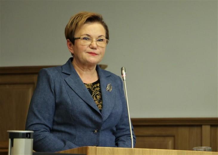 Nauja Šv. Benedikto gimnazijos direktorė – Loreta Šernienė
