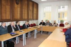 Ekstremalių situacijų komisijos posėdyje svarstytas klausimas dėl nepertraukiamo gamtinių dujų tiekimo Druskininkų savivaldybės vartotojams