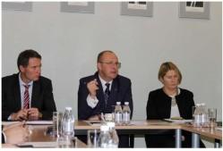 LSA valdybos posėdyje aptartos konsultacijų su Ministro Pirmininko kabinetu temos