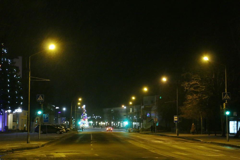 Siekiant didesnio saugumo tamsiu paros metu – prailgintas gatvių apšvietimo laikas