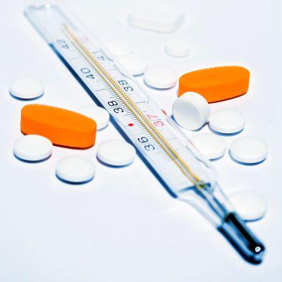 Sergamumas gripu Alytaus apskrityje auga