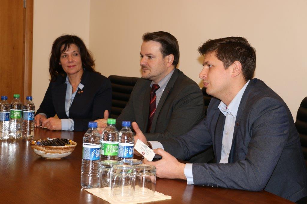Alytuje steigiamas tarptautinės verslo rekomendacijų organizacijos BNI klubas