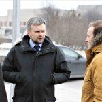 """Automobilių kelių direkcijos direktorius E. Skrodenis: """"Alytus turi aiškius susisiekimo infrastruktūros prioritetus"""" 4"""