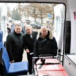 Pacientų pervežimui – naujas greitosios medicinos pagalbos automobilis 3