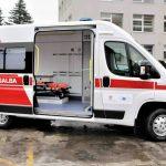 Pacientų pervežimui – naujas greitosios medicinos pagalbos automobilis 2