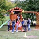 Septyniuose Alytaus miesto darželiuose – naujos vaikų žaidimų aikštelės 4