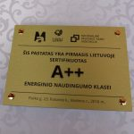 Varėnos krašte – pirmasis aukščiausios energinio naudingumo klasės pastatas Lietuvoje 4