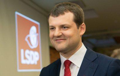 Naujas LSDP pirmininkas Paluckas. O, ką pirmininku rinko Dzūkijos socialdemokratai?