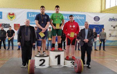 ASRC sunkiaatlečių pasiekimai Lietuvos jaunių čempionate