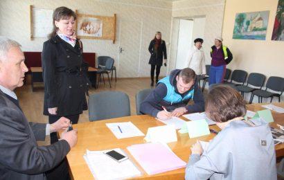 Alytaus rajono gyventojai  renka  seniūnaičius