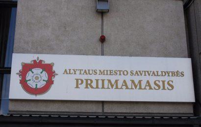 Alytaus miesto savivaldybė perka butus