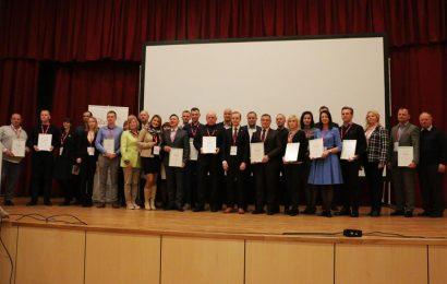 Apdovanotos sparčiausiai augančios Alytaus įmonės (Foto)