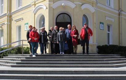 Druskininkų savivaldybėje lankėsi delegacija iš Lenkijos