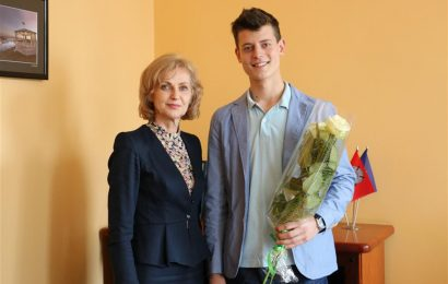 """Lietuvos talentai"" nugalėtojas K. Bujanauskas: ""Mokslai – svarbu, bet cirkas man svarbiau"""