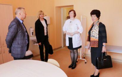 Po renovacijos Alytaus ligoninėje atidaryta Konsultacinė poliklinika: pacientų eilės mažės 15 proc.