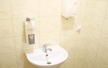 Sutvarkyti Alytaus apskrities S. Kudirkos ligoninės tualetai