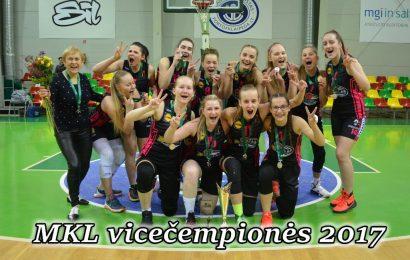 Alytaus SRC merginų krepšinio komanda iškovojo medalius