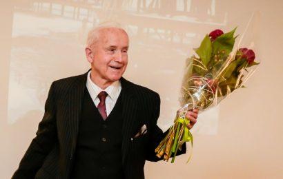 Sveikuolių sveikuolis Vytautas Mockevičius švenčia jubiliejų