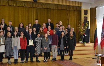 Septintasis gamtamokslinių žinių konkursas Alytaus Panemunės pagrindinėje mokykloje