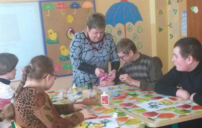 Kūrybinės dirbtuvės Alytaus Dzūkijos pagrindinės mokyklos specialiojo ugdymo klasėse