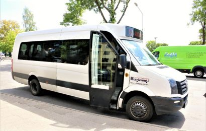 Alytiškiai kviečiami dalyvauti miesto tipo autobusų pavyzdžių pristatyme