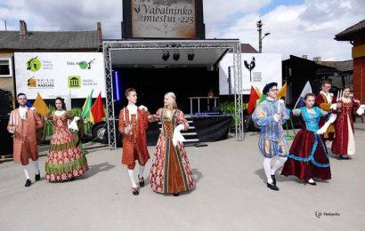 Šventė mažojoje Lietuvos kultūros sostinėje Vabalninke