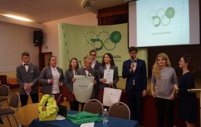 """Pirmąjį """"Žaliosios olimpiados"""" pusfinalį laimėjo Alytaus r. gimnazija 7"""