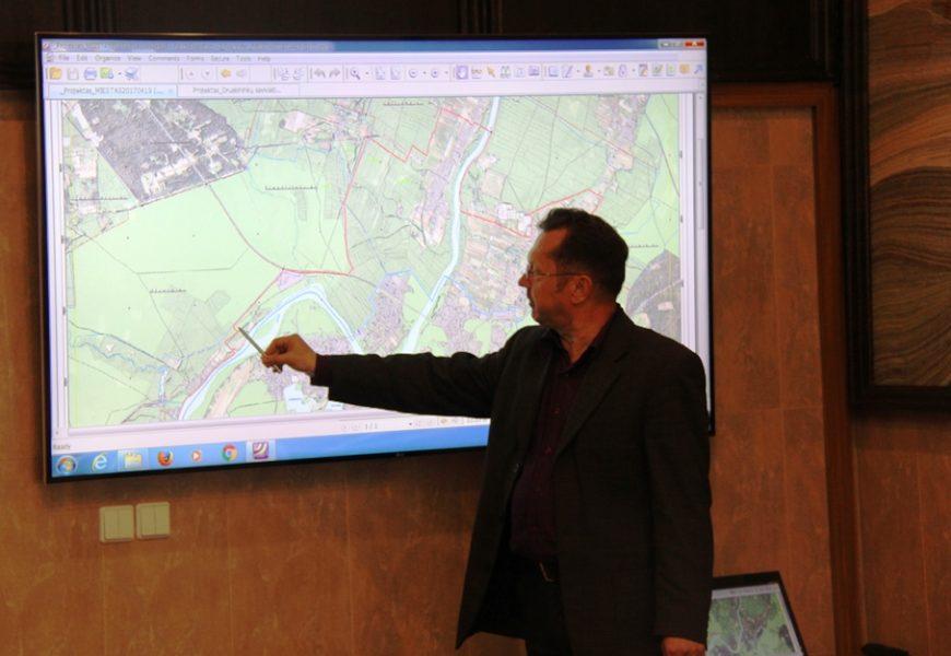 Aptarti Druskininkų miesto ir kaimiškųjų teritorijų ribų nustatymo sprendiniai