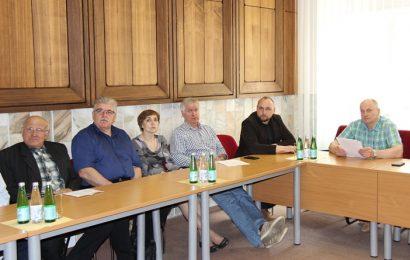 Druskininkuose komitetų posėdžiuose pristatyti sprendimų projektai