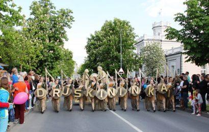 Vasaros pradžią šiais metais Druskininkai skelbs įspūdingu karnavalu ir gausybe renginių