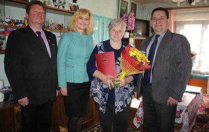 Mero Algirdo Vrubliausko padėka daugiavaikei mamai