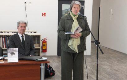 """Druskininkiečio Vladislovo Kleinoto knygos ,,Kelionė į nežinią"""" pristatymas"""