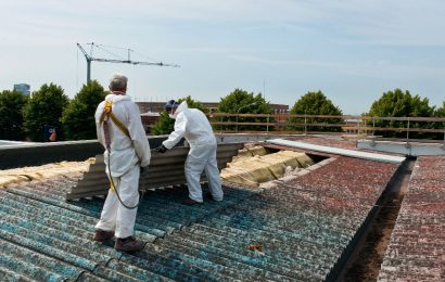 Paramą už asbesto stogo dangos keitimą gaus ne visi