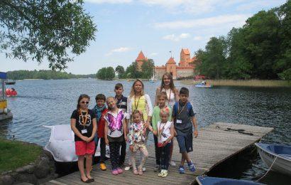 """Londone lietuvišką darželį įkūrusi alytiškė: """"Man Lietuva davė labai daug"""""""