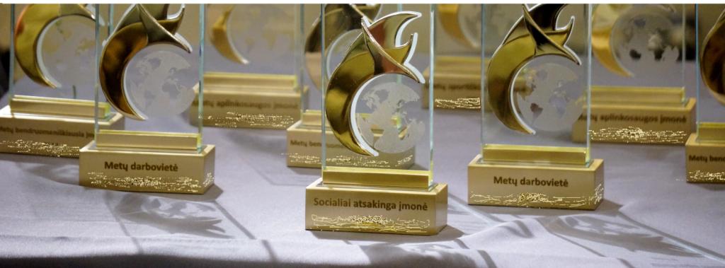 Žinote socialiai atsakingą įmonę? Pasiūlykite ją Nacionalinio atsakingo verslo apdovanojimo konkursui