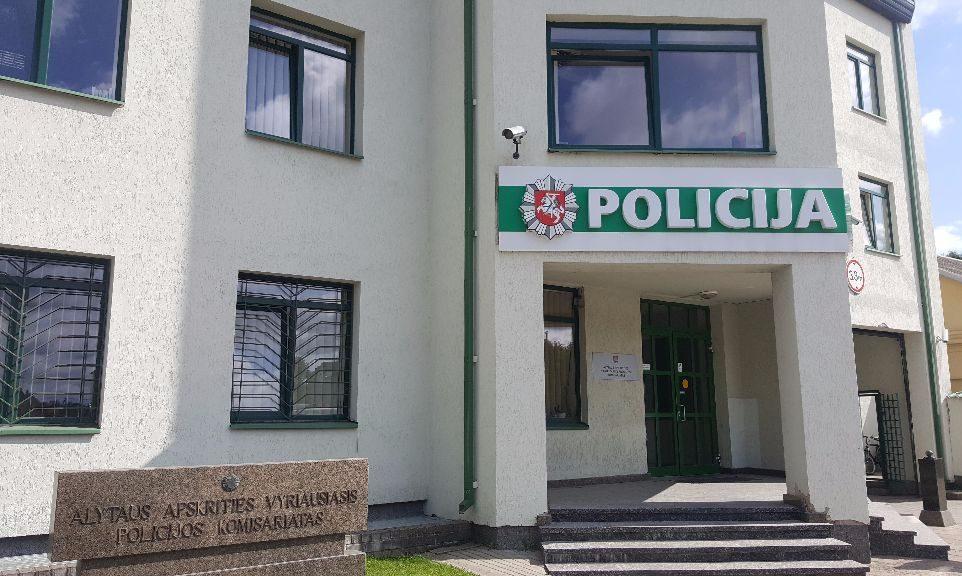 Alytaus policijos siekis – saugi ir pasitikinti visuomenė