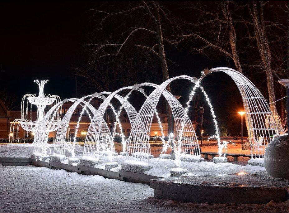 Druskininkai kviečia žiemos šventes pasitikti kartu!