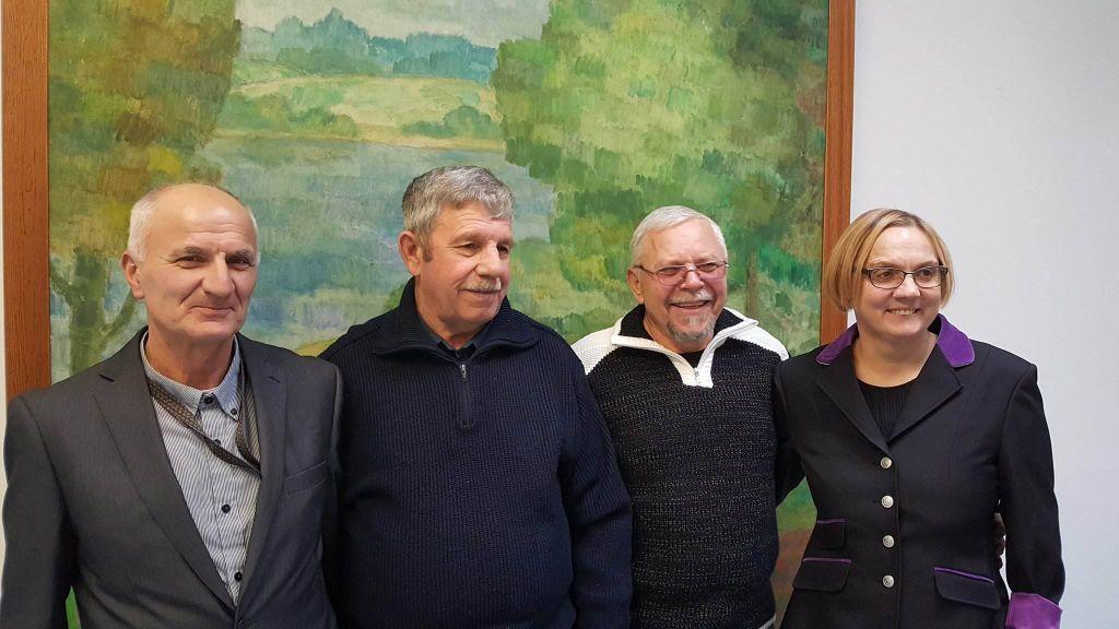 Vieno donoro išgelbėtų keturių recipientų susitikimas užbaigia donorystės renginius Lietuvoje
