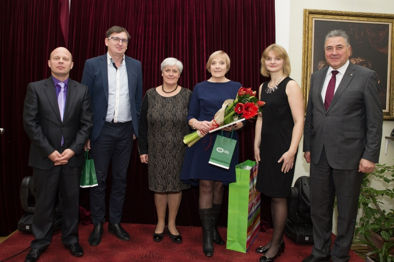 Simno žemės ūkio mokyklos mokytoja Lina Viršilienė – viena geriausių Lietuvoje
