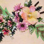 """Gėlių paveikslus kurianti alytiškė: """"Kūryba man – tai vaistas nuo širdies ligų ir depresijos"""" 9"""