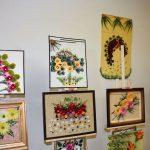 """Gėlių paveikslus kurianti alytiškė: """"Kūryba man – tai vaistas nuo širdies ligų ir depresijos"""" 3"""