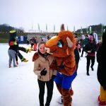 LTEAM olimpinio žiemos festivalio ledo skulptūrų konkurse triumfavo Pivašiūnų gimnazijos mokinė 2