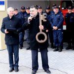 Lazdijų rajono savivaldybėje – dar viena nauja gaisrinė 4