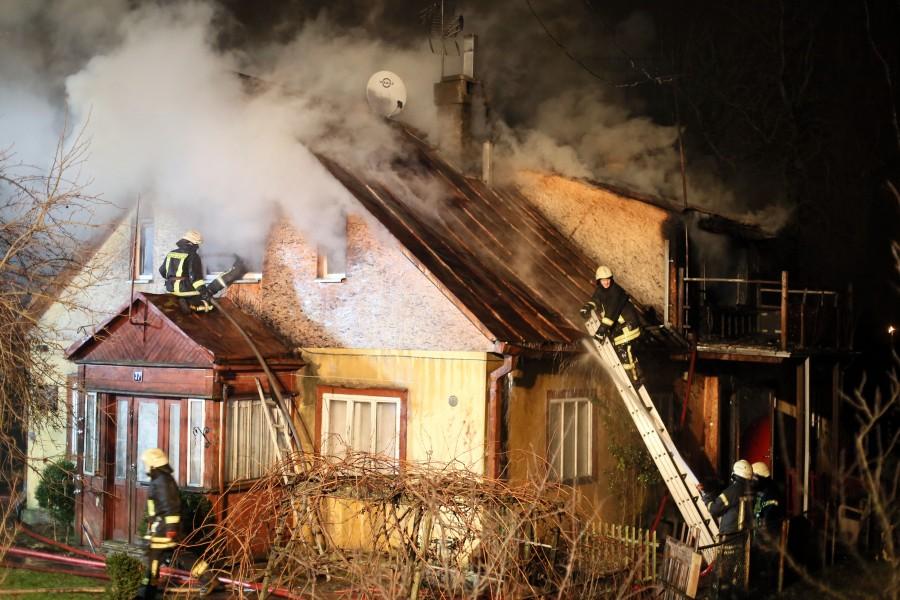 Tragiškų žūčių savaitė – gaisrai nusinešė 8 žmonių gyvybes