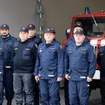 Lazdijų rajono savivaldybėje – dar viena nauja gaisrinė 1
