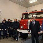 Lazdijų rajono savivaldybėje – dar viena nauja gaisrinė 3